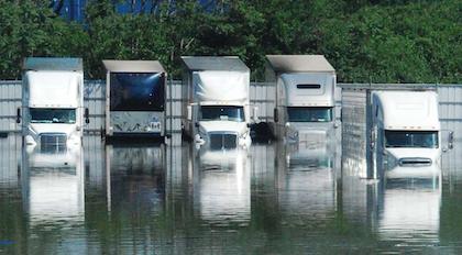 flood trucks