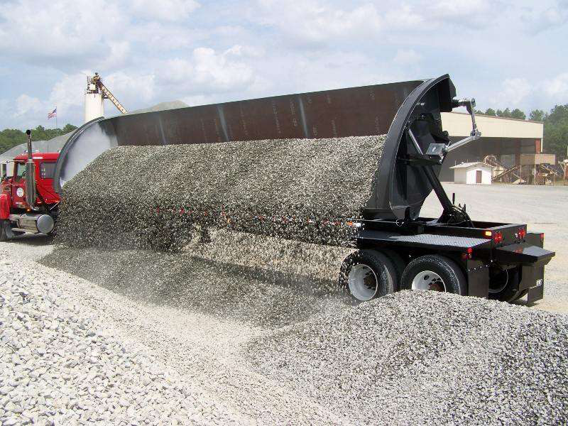 End Dump Truck >> End Dump Or Side Dump Pros And Cons To Help You Choose