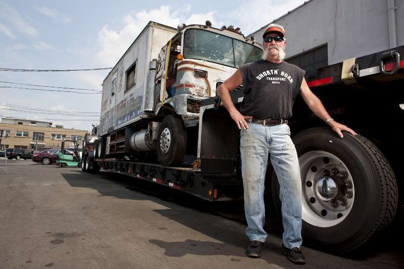 Shipping Wars' season 3 features refused load, Evel Knievel truck