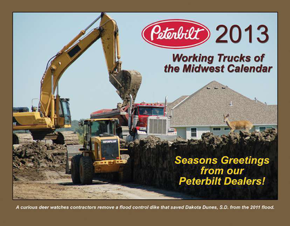 Best 2013 truck calendar cover yet
