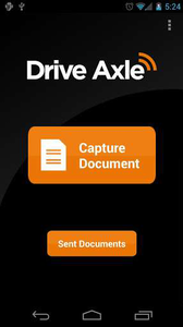 New mobile scanning integration from Prophesy / Drive Axle