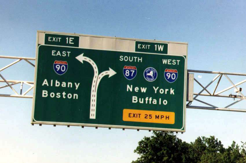 Trucking group sues New York over where toll money goes