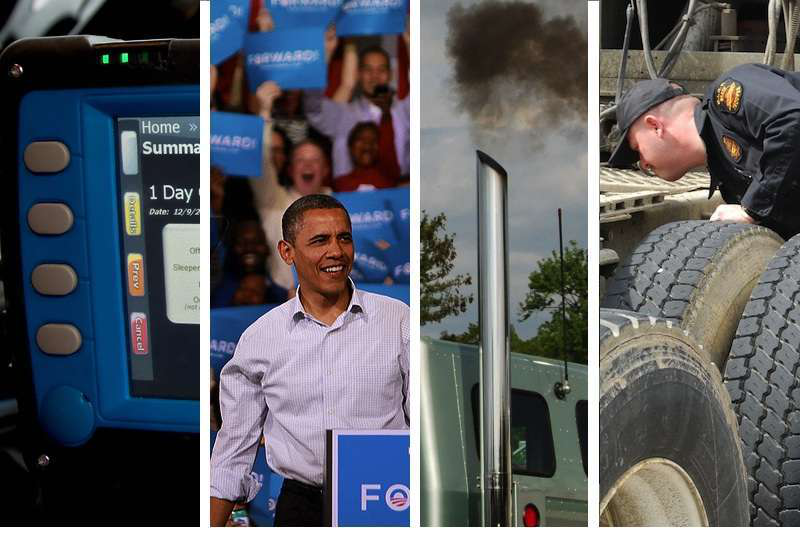 Gun laws, election, federal regs: Top 15 most read stories of 2012