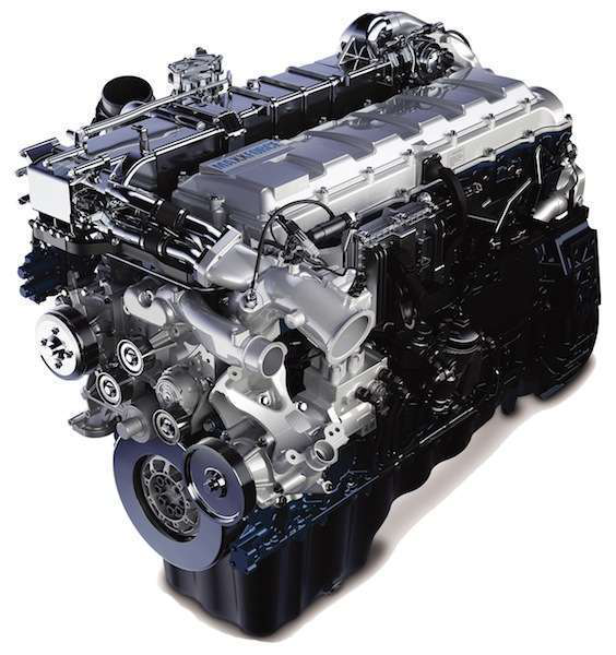 Navistar announced in September it would be equipping its MaxxForce 13 engine with Cummins' SCR equipment.