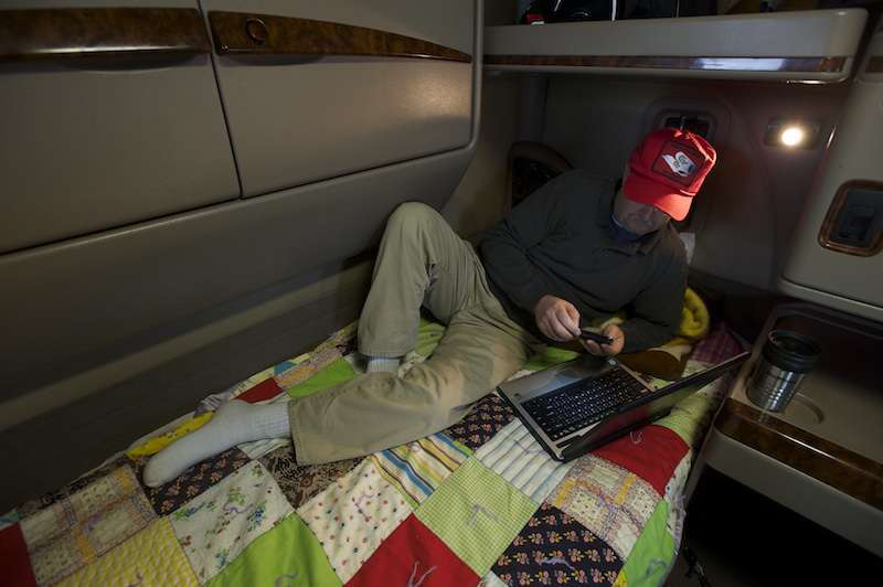 FMCSA to study hours, sleeper berth flexibility, wants to recruit 200 trucker participants