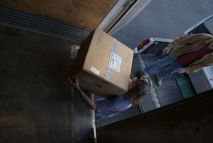 Cargo theft numbers fall in 2012