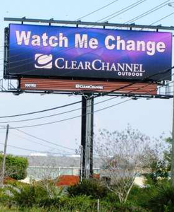 Signs of the times: Study says digital billboards distracting