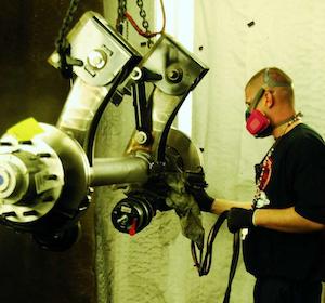 PHOTOS: Meritor trailer axle plant