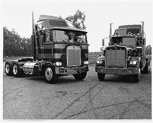 Photo Timeline Kenworth Celebrates 90 Years