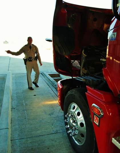 Top 10 state truck enforcement departments ranked by performance