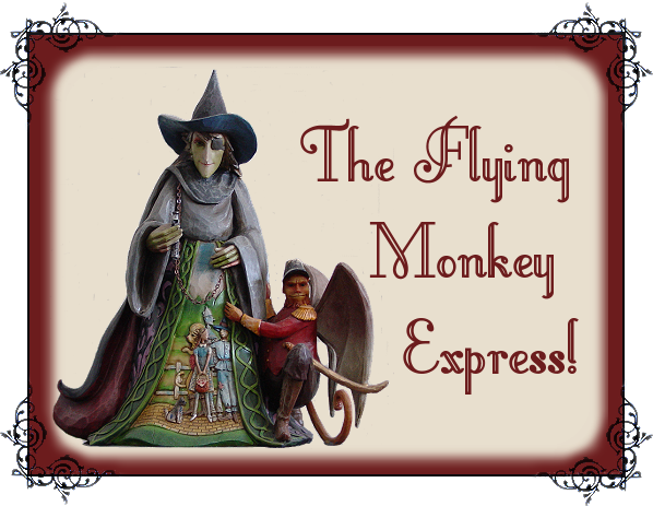 Close Encounters With Flying Monkeys Overdrive Owner