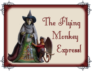 Flying Monkey Banner