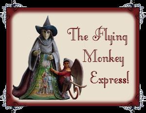 Flying Monkey Banner
