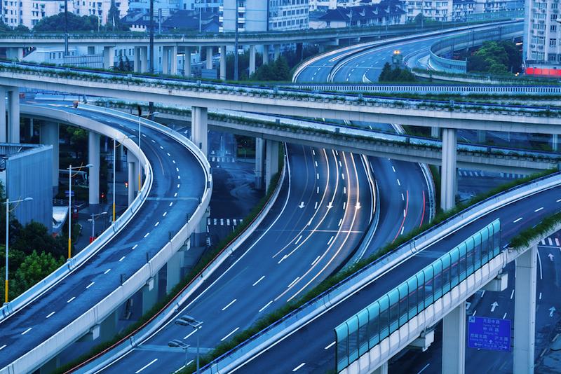 infrastructure highway
