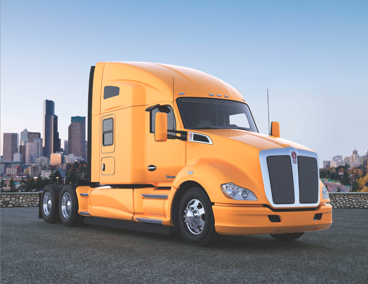 A growing family: Kenworth T680 test drive