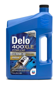 Chevron-Delo-400-XLE-Synblend-SAE-10W-30