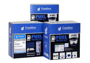 Donaldson-TwistDrain-Fuel-Filter-Kits