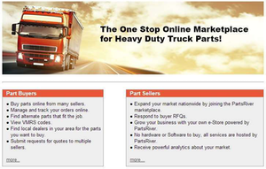 PartsRiver.com enhances online parts-buying experience
