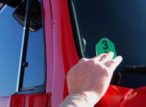Inconsistent enforcement: Insist on inspection, not citation