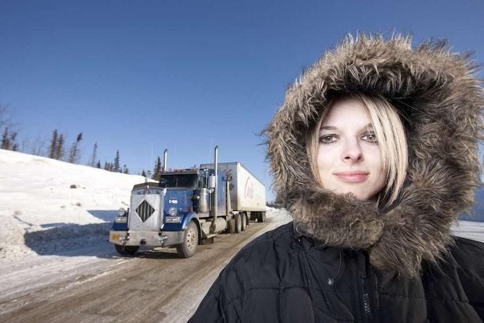 Ice Road Truckers Alaska
