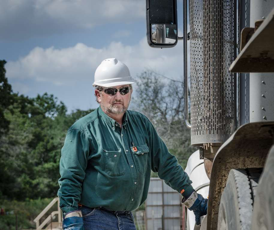 Owner-operator Jimmy Lessley