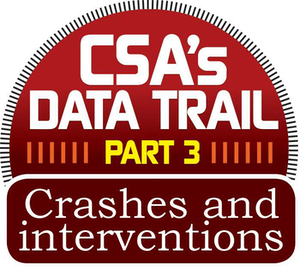 "Working with CCJ and RigDig Business Intelligence, a division of Overdrive publisher Randall-Reilly Business Media, we analyzed crash data over years 2010-12, covering CSA's first two years. Here we offer insights into crash and enforcement patterns and what you can do to keep your business in the clear. Find further ""Inconsistent enforcement"" installments via this page in the coming weeks."
