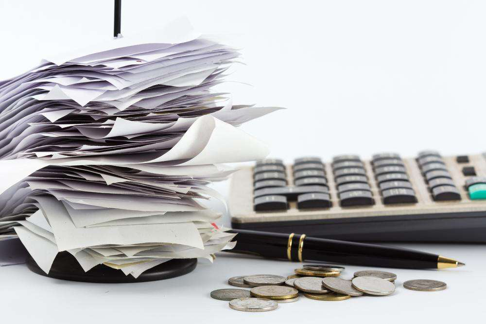 business money taxes