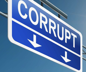 fraud corrupt scam