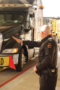 One-truck independents get inspected more often than larger carriers.