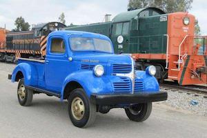 Saturday roundup: Lame excuses, hidden giants, antique trucks