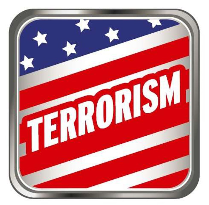 Hot buttons terrorism bug