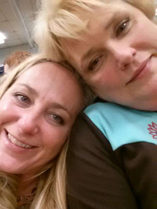 Wendy Parker and mom