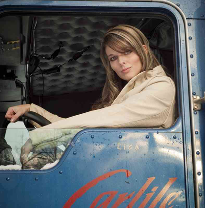 Lisa Kelly in Carlile Kenworth