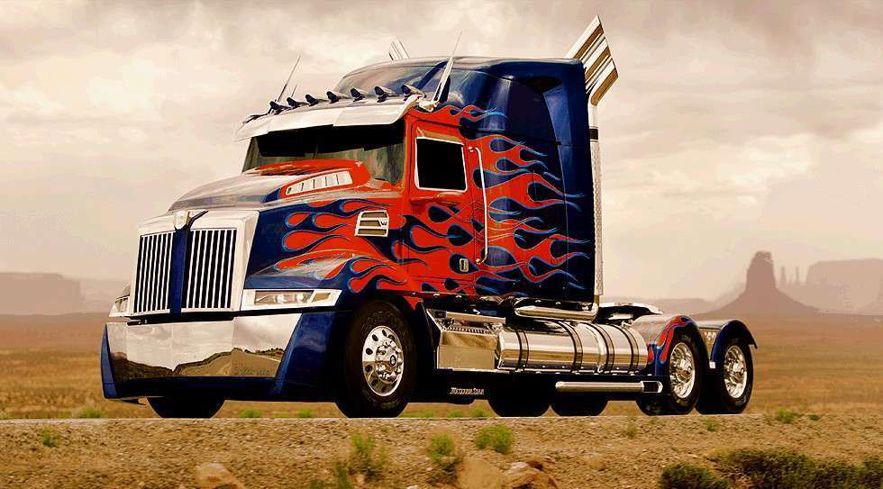Western Star gets in on Transformers action