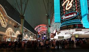 Thrill-seeking, Vegas style