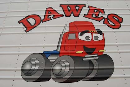 Dawes logo
