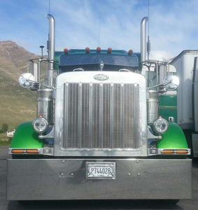 Jim Crow Transport Peterbilt