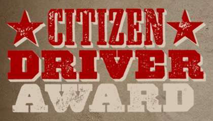 Nominations being taken for 2nd annual Citizen Driver Awards