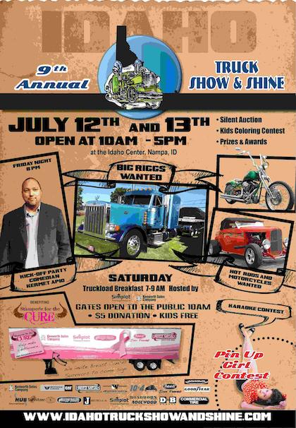Idaho Truck Show and Shine