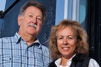 Tom and Karen Moore