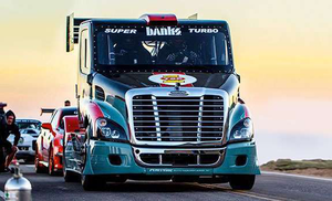 Freightliner Cascadia Mike Ryan Gale Banks