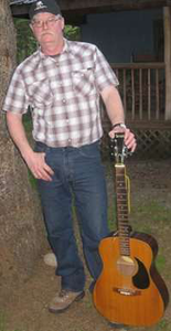 Click through the picture of Paul Hutchins and his guitar for his story at the Team Run Smart site.