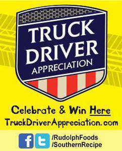 Rudolph Foods 2013 Truck Driver Appreciation campaign