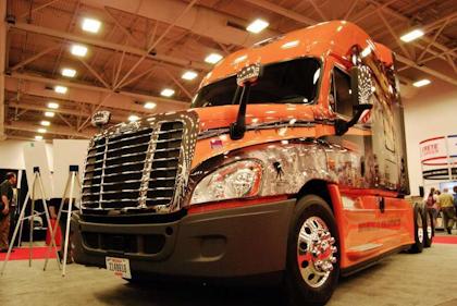 VIDEO: Meet the 2013 Ride of Pride memorial truck driver