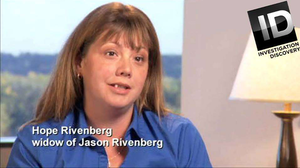 As if confirming truckers' fears about the quality of the programming, in a segment dedicated to crimes against truckers, ID Investigates misspells truck-parking-advocate Hope Rivenburg's name.