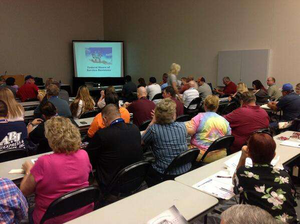 Hours of service packed house at GATS