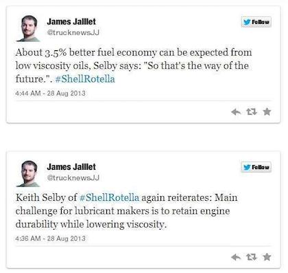 James Shell tweets