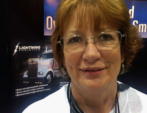Kari Fisher, cofounder of the Missing Truck Driver Alert Network