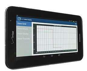 Keller Compliance Tablet