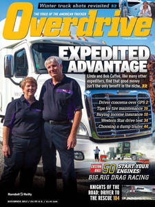 For more on Expediting, click through the cover image above to read our December 2012 cover feature on the segment.